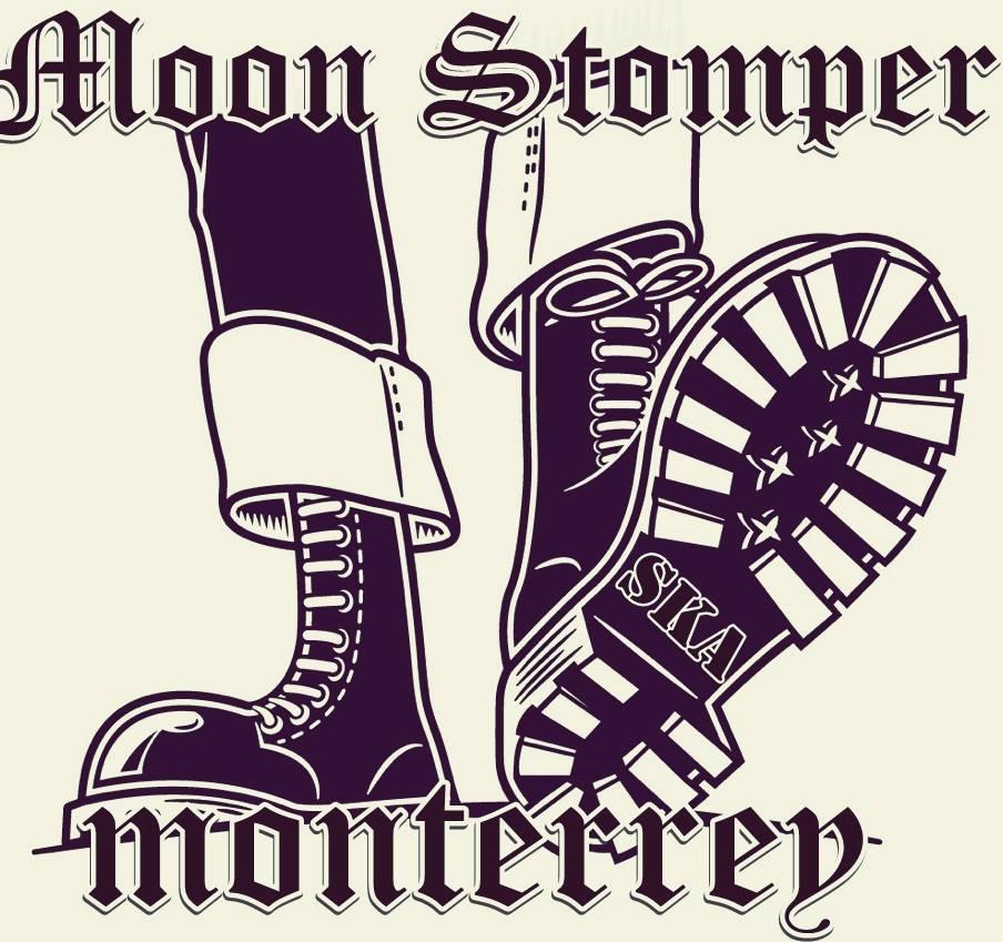 Moon Stomper logo mty